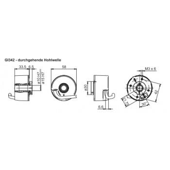 GI342 Impulsgever