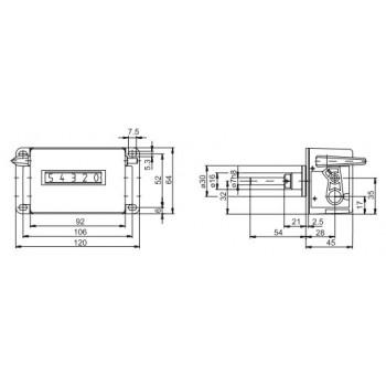 Rotatieteller U411
