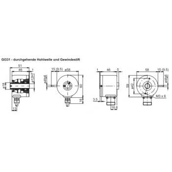 GI331 Impulsgever