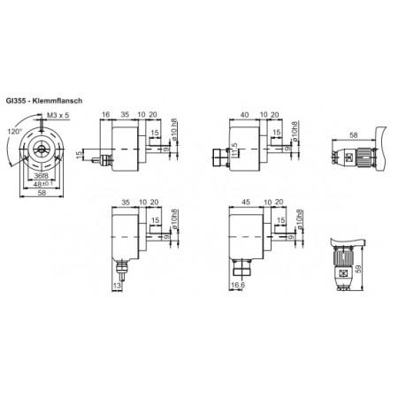 GI355 Impulsgever