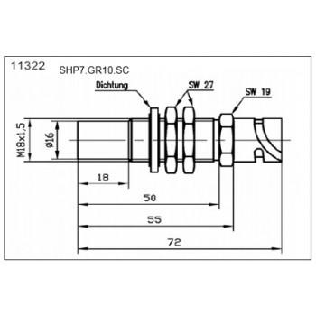 SHN/P10 - SHN/P7 - M18