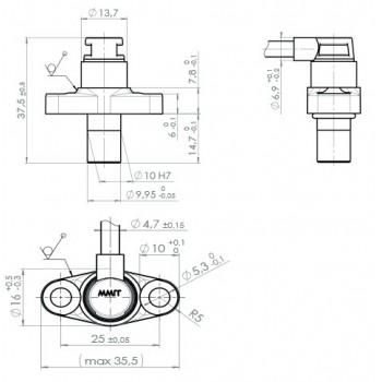 SDN11/12 FE High pressure serie