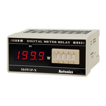 M4Y Wattmeter Serie Paneelmeter