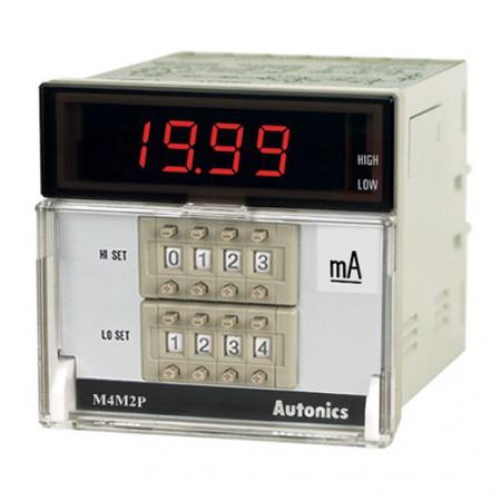 M4Y Scaling Serie Paneelmeter