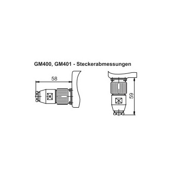 GM401 Absoluut multiturn