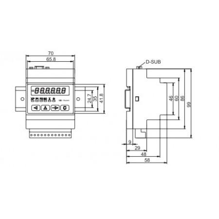 NE230 Impulsteller