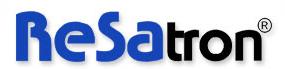 ReSatron logo